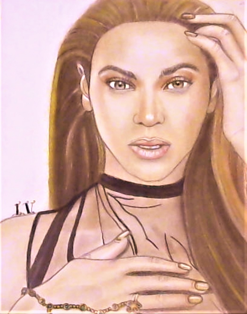 Beyonce by Delilah5